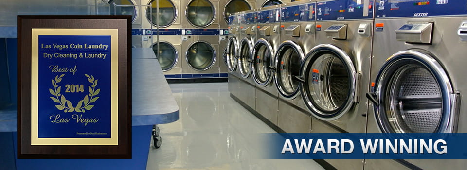 24/7 Laundry in Las Vegas and Henderson | Las Vegas Coin Laundry