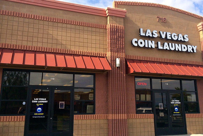 Las Vegas Coin Laundry 716 Center St.