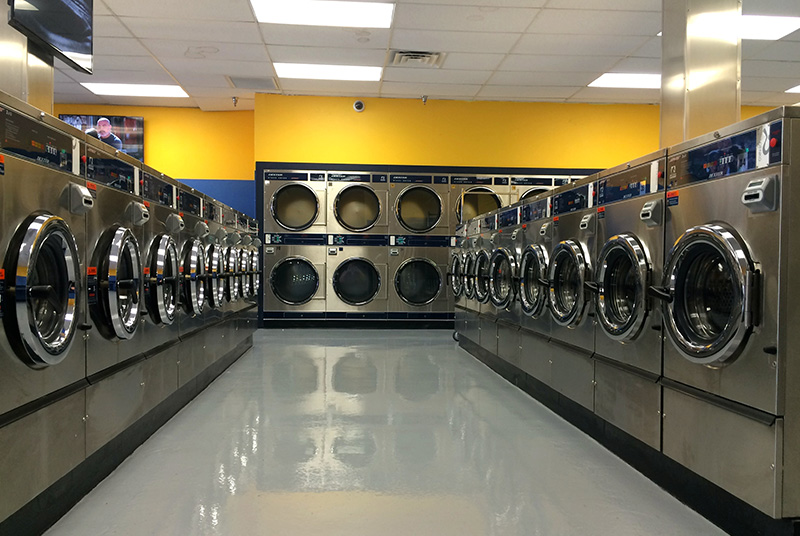 Las Vegas Coin Laundry Store #5 Location | 1748 East Charleston